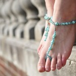 Ankle Jewelry - Stone