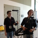 Filming at Convention